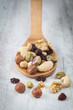 Nuts assortment
