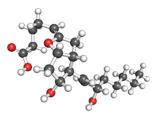 Prostacyclin molecule