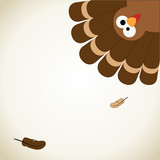 Thanksgiving card - 46476822