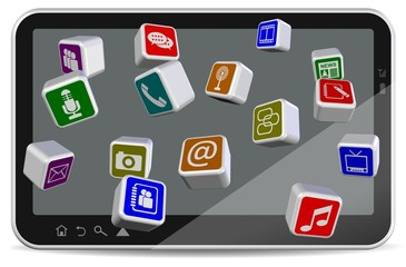 Tablet PC applications