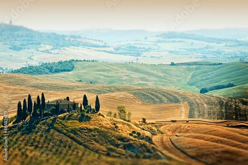 Naklejka Belvedere Toskanii
