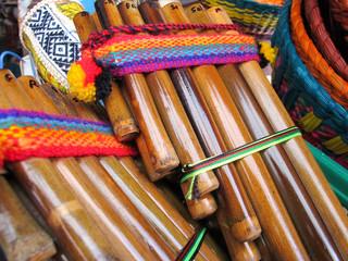 Zampoña, Andean flutes, Chile