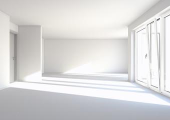 leerstehender Raum II