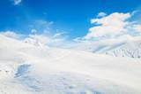 Fototapeta piękny - uroda - Góry