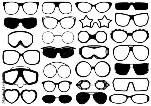 eyeglasses in fashion  different eyeglasses