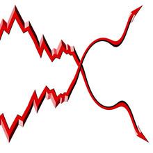 Gospodarczy squeeze biedny / bogaty, koszty / dochody