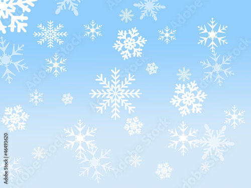 Snow flake design
