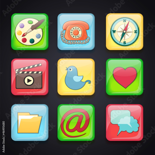 Icons for apps