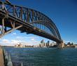 Sydney Harbour Bridge at dawn