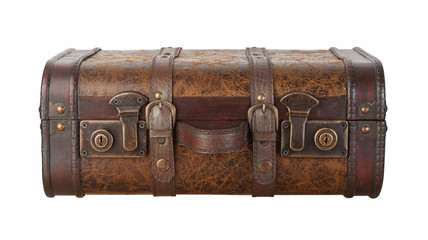 Suitcase Latches Isolated with clipping path