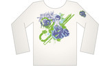 T-shirt urban DJ