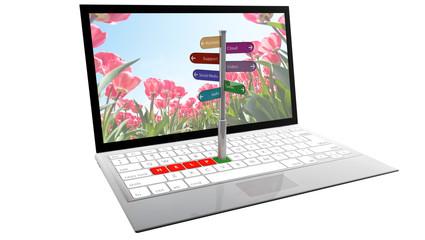 Concept of computer help