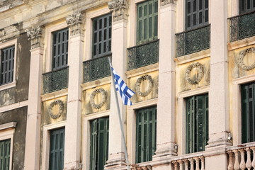 greek building