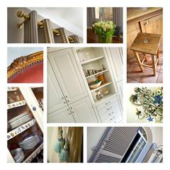 Maison, ameublement, immobilier, intérieur, décoration