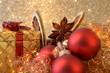 canvas print picture - Weihnachtsmotiv