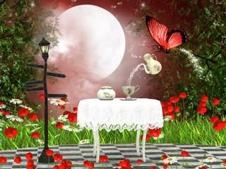 fairy teetime