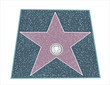Walk Of Fame Type Star