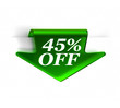 Forty Five Percent Off
