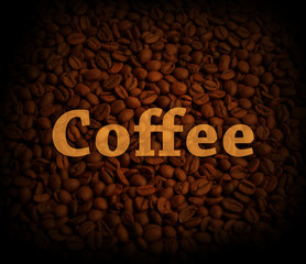 Coffe background