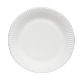 Paper plate. - 46519875