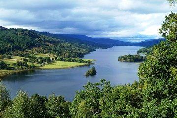 Queen's View, Loch Tummel