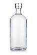 Bottle of russian vodka