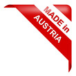 Made in Austria, Vektor