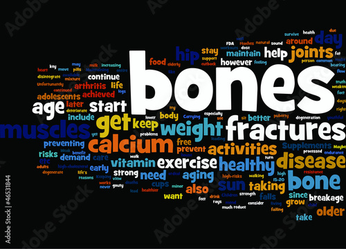 Preventing Bone Disease in Healthy Aging