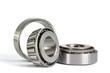 Leinwanddruck Bild - Two roller bearings