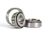 Two roller bearings