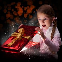 Magical Christmas gift