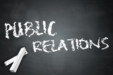 "Blackboard ""Public Relations"""