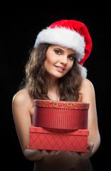 Sexy Mrs Santa Claus
