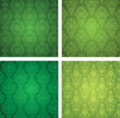 Set of a St. Patrick's Day wallpapers.