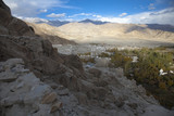 near Shey in Ladakh