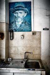 Van Gogh in cucina