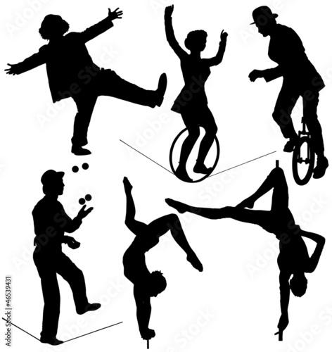 Circus Artist - 46539431