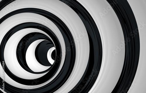 Fototapeta spirala