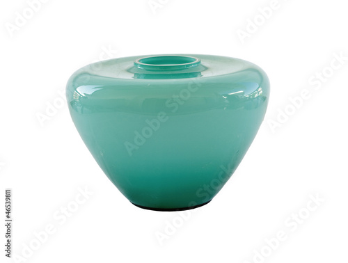 Decorative vase for interior use