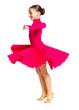 Young ballroom dancer