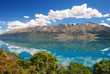 Lake Wakatipu, South Island of New Zealand.