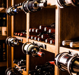 Fototapety Wine cellar