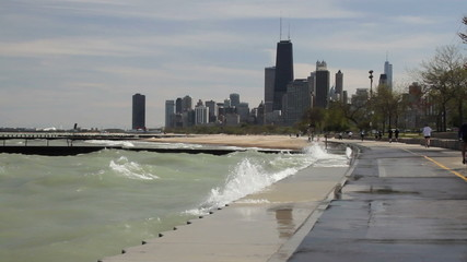 Big Waves at Chicago 1