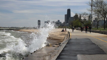Big Waves at Chicago 2