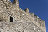 Castle at Kavala city in Greece