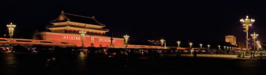长安街夜景