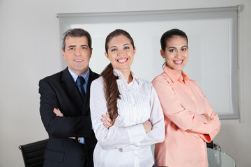 Starkes Business-Team