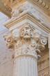 Church of St. Chiara. Copertino. Puglia. Italy.