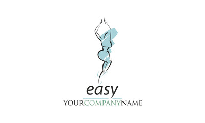 logo easy - wellness