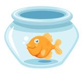 Fototapeta morze - zwierzę - Ryba